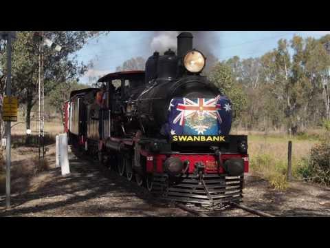 QPSR Troop Train