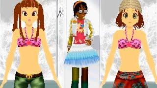 本当のオシャレって服を着ないことだから。ほら、脱いで。【わがままファッション ガールズモード】 thumbnail