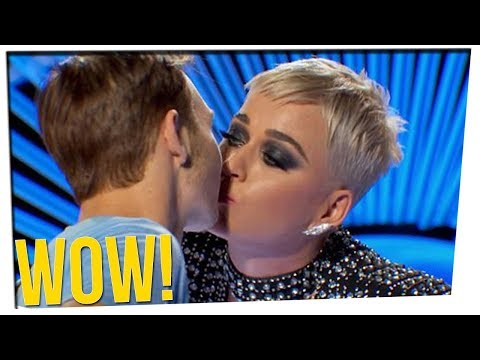 Katy Perry STOLE His First Kiss? ft. Steve Greene & DdSoComedy