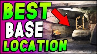 Fallout 76 - CAVE BASE! BEST Base Location In Fallout 76 - Cave Base Location Inside a MOUNTAIN!