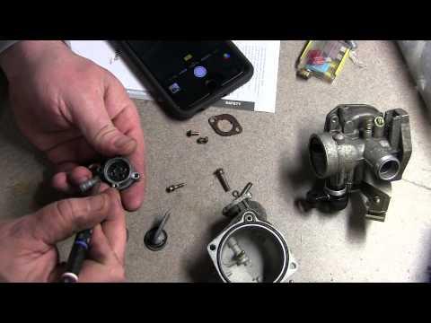 FSN 110cc ATV Part 3 : Carb Repair & Cleaning