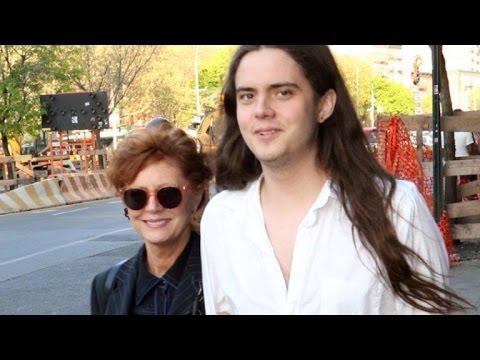 Susan Sarandon Says Her Son Miles Blurs Gender Lines, Sometimes Wears Dresses