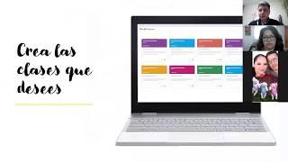 Módulo 2: InfoPedagogía y Google Classroom