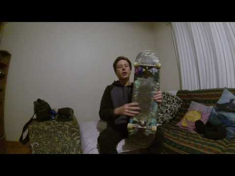 Globe Skateboard Deck | Review
