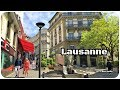 Lausanne, Switzerland - City Center