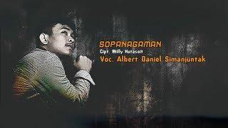 ALBERT DANIL SIMANJUNTAK - SOPANAGAMAN (Official Music Video)