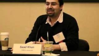 Investors should invest in people - Saad Khan