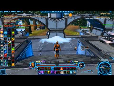 "SWTOR:  RP Event code-named ""Operation Occupation of House Ballis"" (The NEW Jedi Republic)- Alderaan"