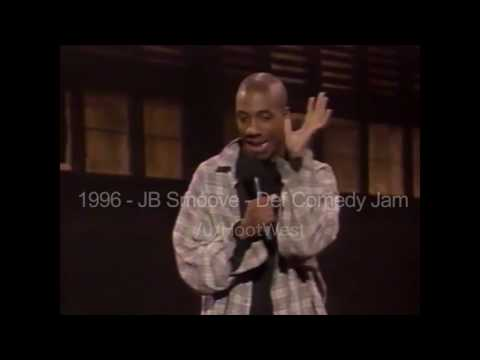 JB Smoove   1996 Def Comedy Jam