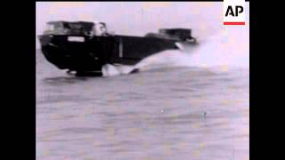AMPHIBIOUS VEHICLE   - NO SOUND