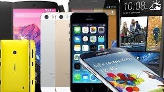 Christmas Gift Guide: Best Smartphones of 2013