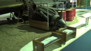 イギリス空軍博物館2 ランカスターの残骸