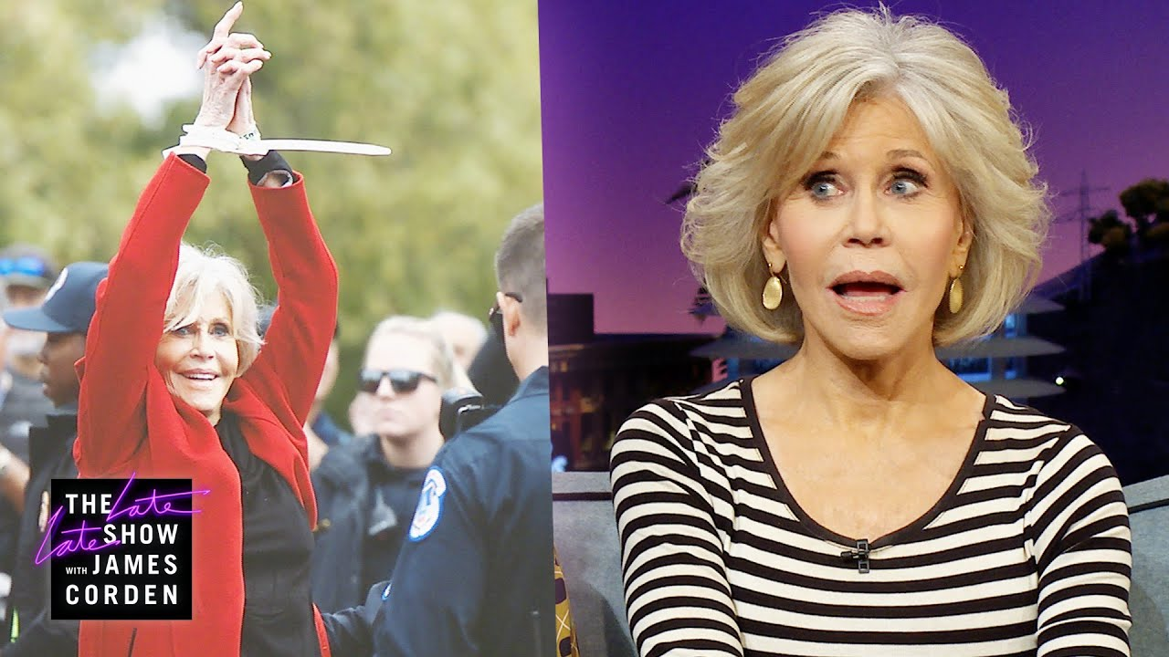 Jail Won't Keep Jane Fonda from Fighting for Change