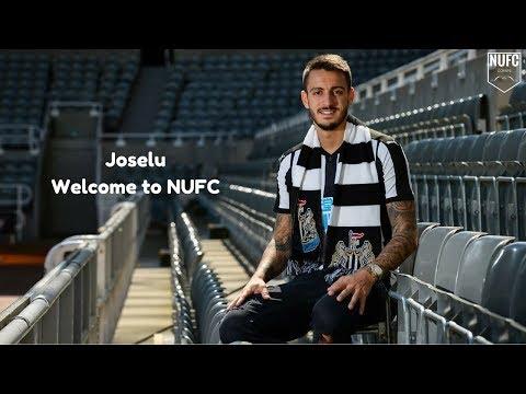 Joselu | Welcome To Newcastle United | Skills & Goals