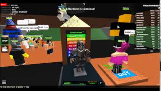 Roblox Games:The Mad Murderer