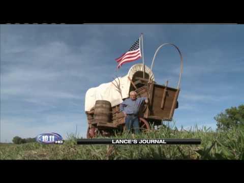 Lance's 'Beatrice Conestoga Wagon' Journal, Oct  25, 2013