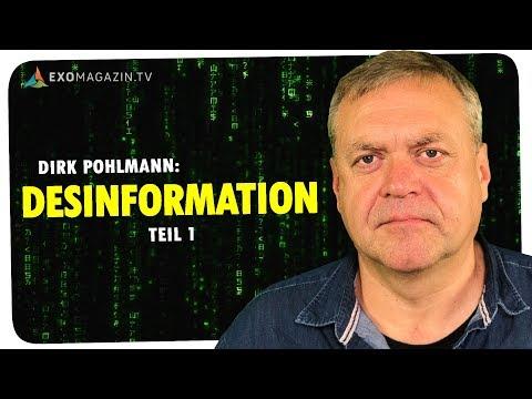 Desinformation: Das Spiel der Geheimdienste mit der Wahrheit (1) - Dirk Pohlmann | ExoMagazin