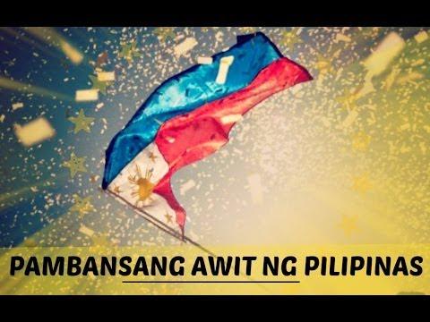 The National Anthem of the Philippines | Lupang Hinirang