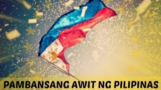 The National Anthem of the Philippines | Lupang Hinirang