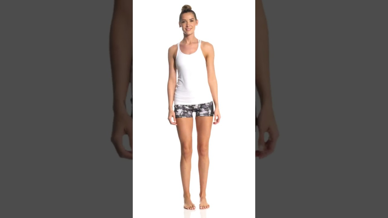 88cd11e5f1 Manduka Linea Yoga Shorts | SwimOutlet.com - YouTube