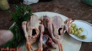 Bạn Đã Thử Làm Món Chim Bồ Câu Xào Đặc Sản Người Tày Lạng Sơn chưa? I Thai Lạng Sơn