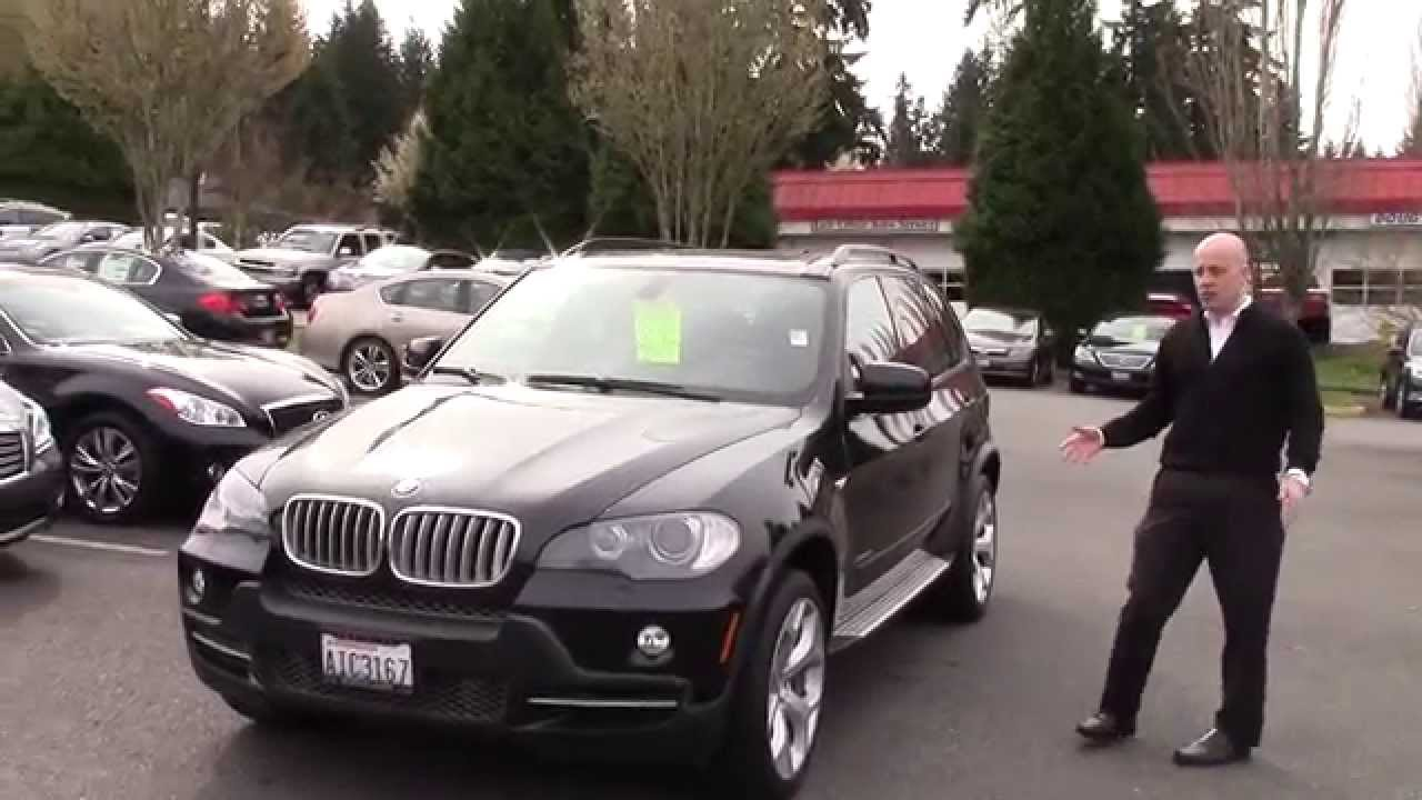 2009 bmw x5 xdrive48i review and start up a quick look at the 2009 x5 youtube. Black Bedroom Furniture Sets. Home Design Ideas