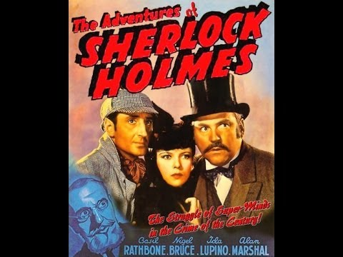 The Adventures of Sherlock Holmes 1939 Full Movie