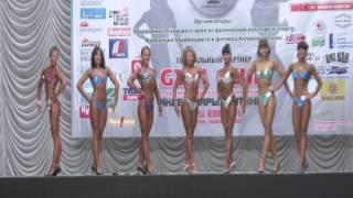 Чемпионат Алтайского края по бодибилдингу, 2011 г.