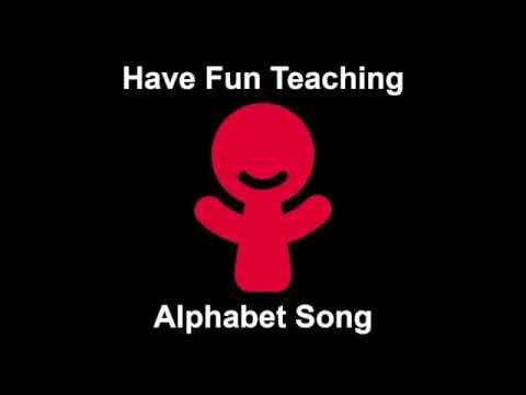 Alphabet Song  Audio