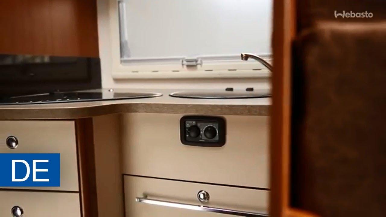 webasto dual top evo wintermodus wohnraum heizen. Black Bedroom Furniture Sets. Home Design Ideas