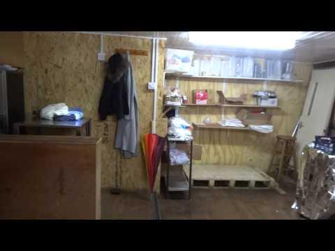 Lahore kebab house- backshop/store room