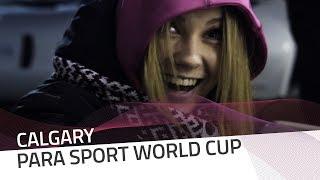 Annija Krumina rewrites the history book | IBSF Para Sport Official