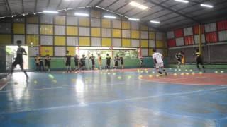 sayan futsal family endurance and agility training