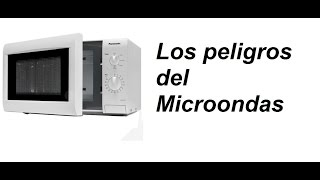 Como protegerse del microondas