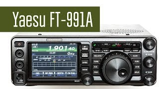 Yaesu FT 991A   все диапазонный КВУКВ трансивер с DSP. Обзор часть 1. Основные возможности.