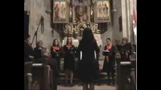 Mariano Garau: Ubi caritas (Vox Angelica, Lébény)