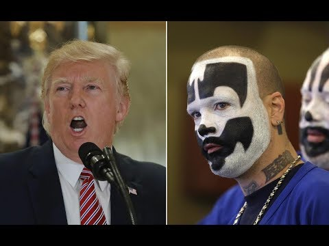 Progressive Rap Group Juggalos Set To CLASH With Alt-Right Pro-Trump Rally In Washington D.C. March