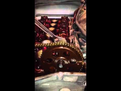 02' Chevy trail blazer engine noise