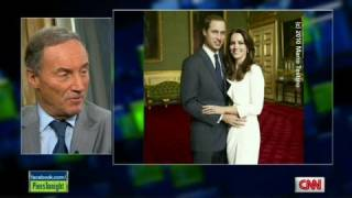 CNN: David Reiss talks Kate Middleton