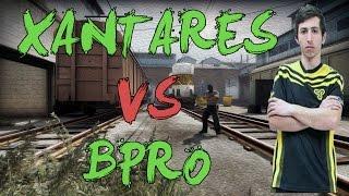 CSGO: POV spaceS Xantares vs Bpro (30/12) train @ Razer Rising Stars EU Season 1