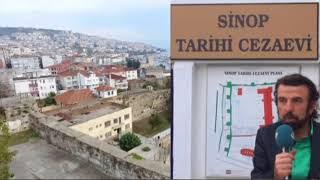Tarihi Sinop Cezaevinde Klip