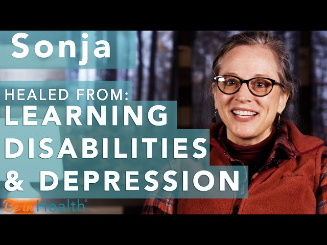 Healed from Learning Disabilities, Depression and More! - Sonja's Testimony #Testimony Tuesday