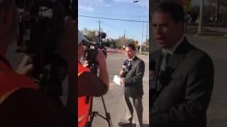 Biloxi MS Bus Accident - March 2017