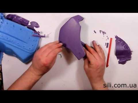 Пластик своими руками ручка ножа фото 786