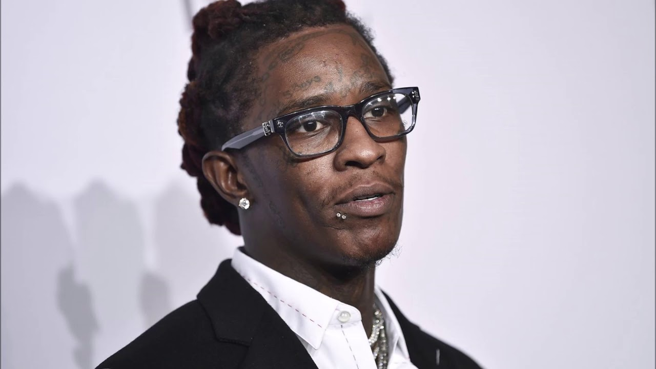 Rapper Young Thug Arrested In Los Angeles On Weapons Charge