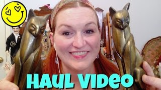 Massive Haul! Live Garage Sale & Thrift Store Haul - Turning $70 into $?? - Selling Online