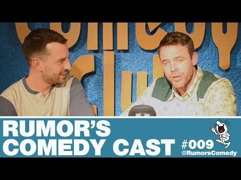 Rumor's Comedy Cast #009 - Kelly Taylor