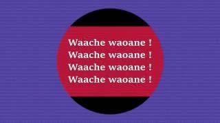 Chege Ft Diamond Platnmuz  Waache Waoane