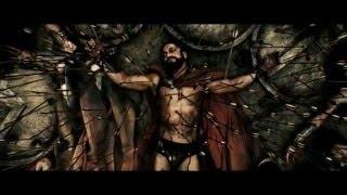300 спартанцев . Эпичные моменты.  Лучшая подборка|300 Spartans. 18+(События картины повествуют о кровопролитной битве при Фермопилах в 480 году до н.э., в которой триста отважны..., 2015-12-18T16:23:00.000Z)