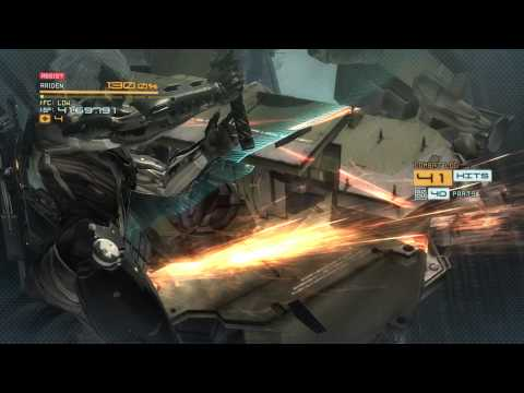 Metal Gear Rising Revengeance взлом на BP очки Hacking At BP